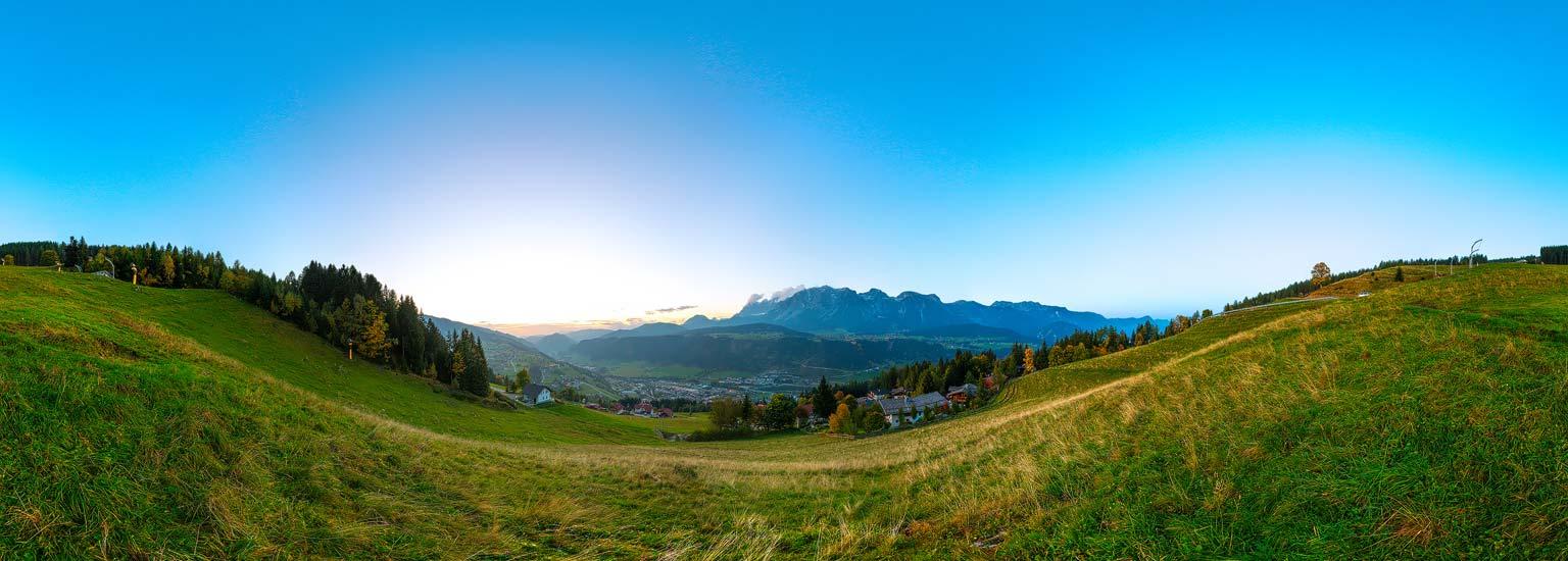 Fastenberg, Dachstein